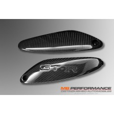 R33 GT-R Carbon Rear Spoiler Ornament Set